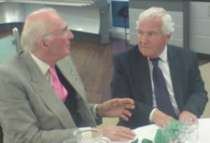 Geoffrey Bond and Richard Cardwell